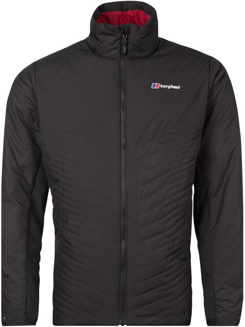 Berghaus Pavonis InterActive Insulated Jacket Men Black/Black